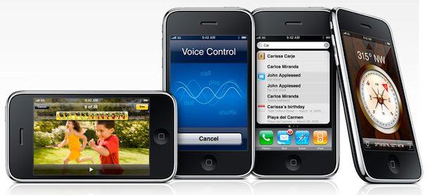 iphone 3gs att