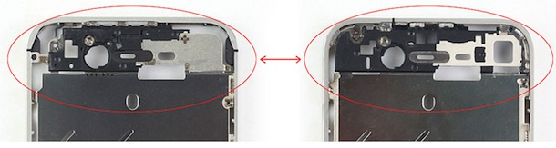 iphone 5 camera assembly