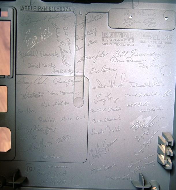 mac 128k signatures