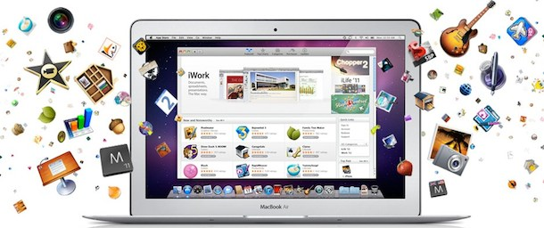 Apple Store Mac Os X