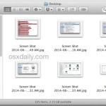 Screen shots default save location in Mac OS X can be changed