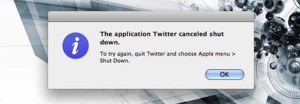 stop mac shutdown
