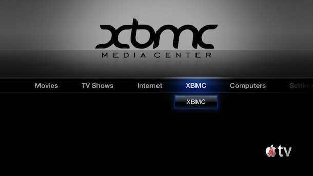 xbmc on appletv2