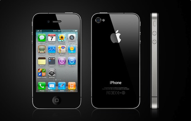 iPhone 4S looks like iPhone 4