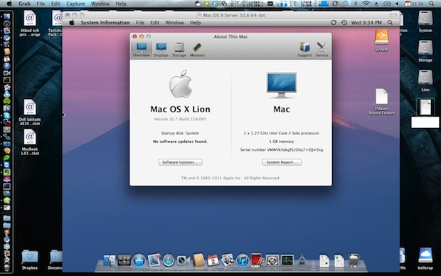 download mac os lion 10.7 free