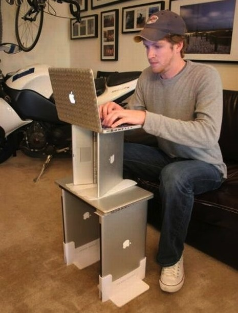Do it yourself laptop desk