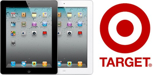 iPad 2 Finder for Target Stores