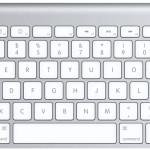 Mac keyboard
