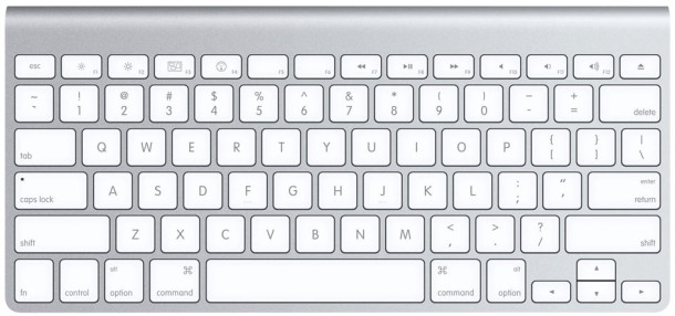 Fix copy and paste not working with a Mac keyboard
