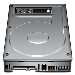 How to partition a Mac hard disk drive