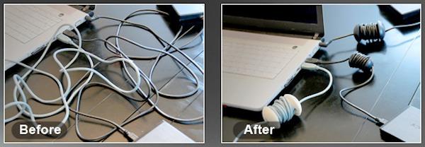 Applecore Cable Management