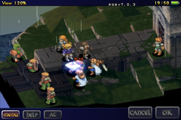 Final Fantasy Tactics for iPhone and iPad