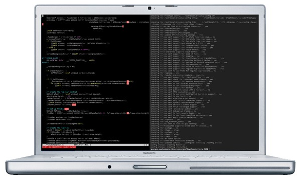 Full Screen Command Line in Mac OS X with iTerm2