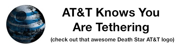How AT&T Detects Tethering from iPhones