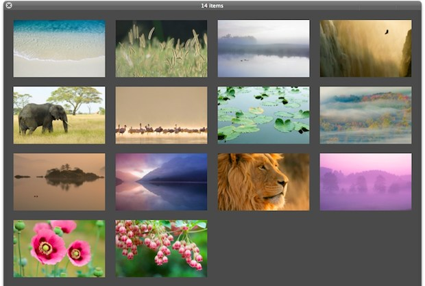 14 Beautiful New Mac OS X Lion Wallpapers