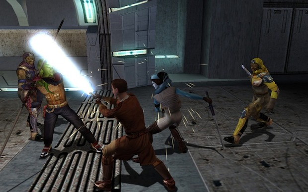 Star Wars KOTOR Screen Shot