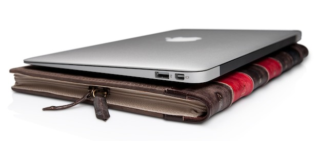 Best Looking MacBook Air case is the BookBook