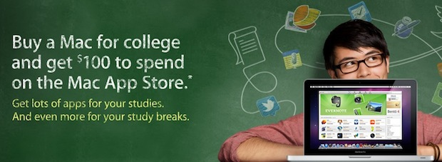 Apple Back to School Promo 2011