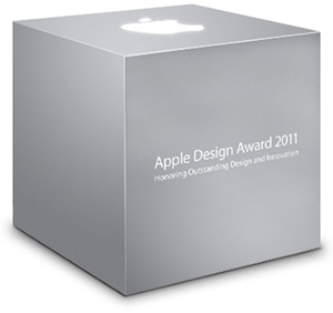 Apple Design Award for WWDC 2011