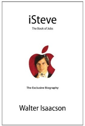 Cover of iSteve - The Book of Jobs