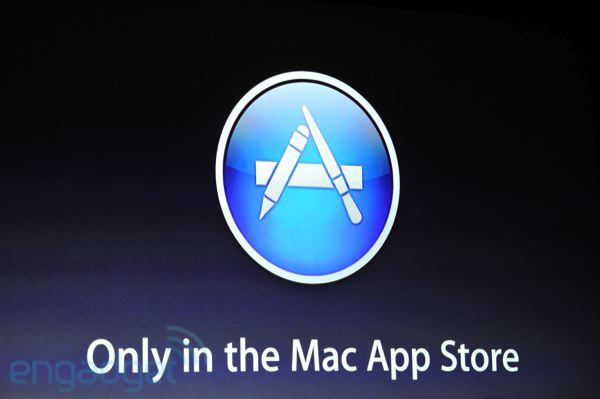 Mac OS X Lion available only from the Mac App Store