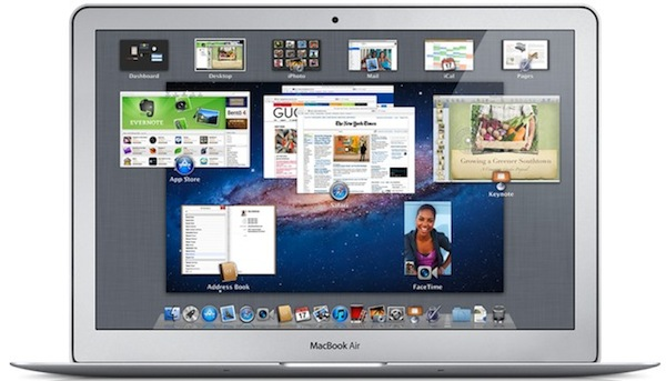Mac OS X 10.7 Lion System Requirements