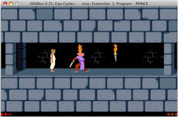 Original Prince of Persia for Mac