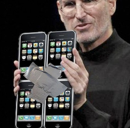 Steve Jobs and the iPad Prototype
