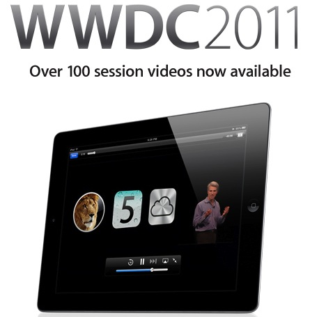 WWDC 2011 session videos