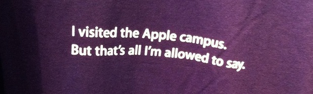I visited Apple Campus T-Shirt