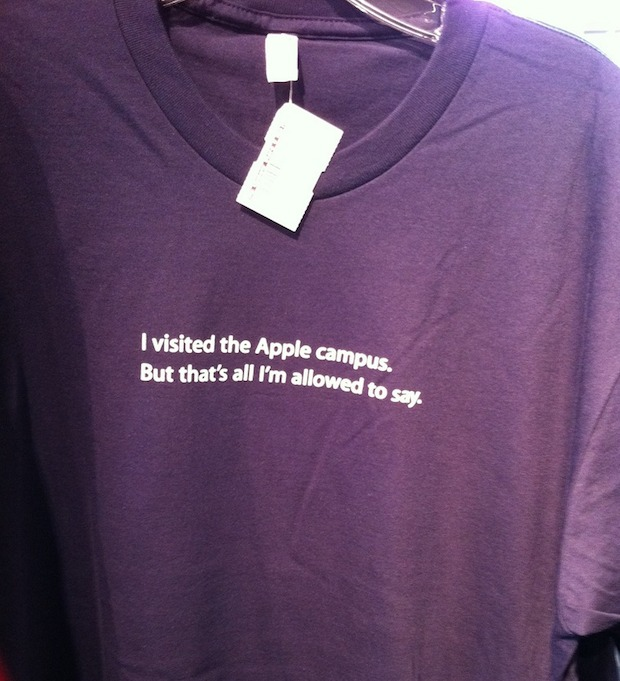 Apple Secret T-Shirt