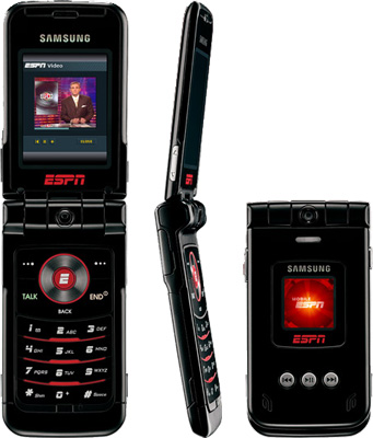 ESPN Phone that Steve Jobs wasn't fond of