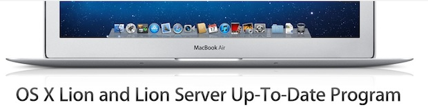Mac OS X Lion is free with recent Mac purchases