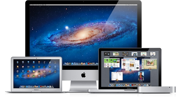 Intall OS X Lion on more than one computer