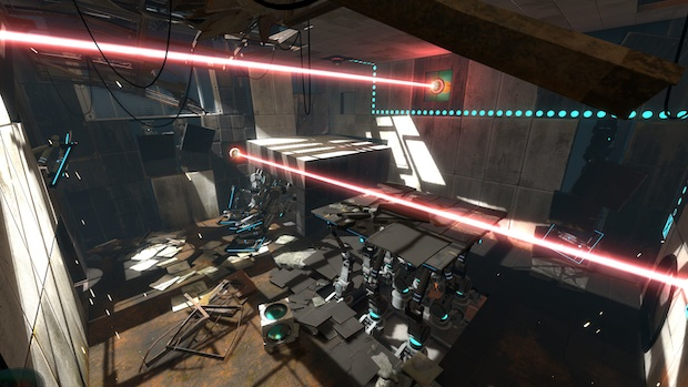 Portal 2 screen shot