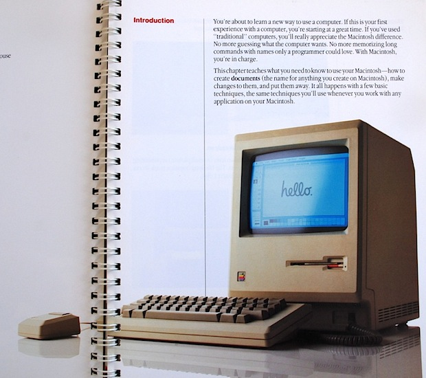 First Macintosh User Manual