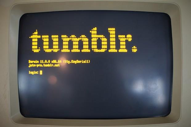 VT220 Mac Terminal