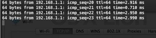 Mac Wi-Fi Keepalive Script
