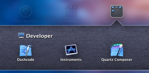 custom LaunchPad folder name with Emoji