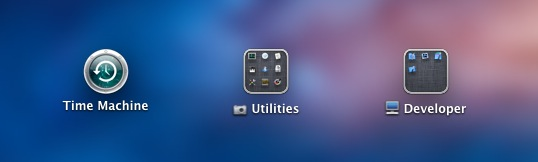 Emoji Folders in OS X Lion LaunchPad