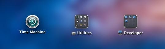 Emoji Folders in OS X Lion LaunchPad