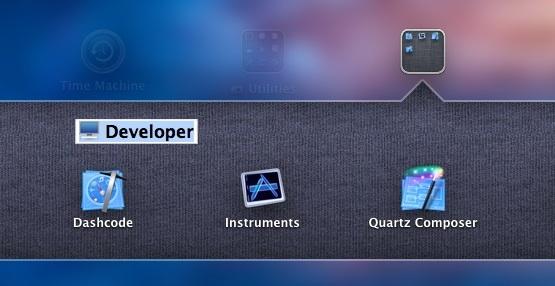 Emoji icons in LaunchPad folder names