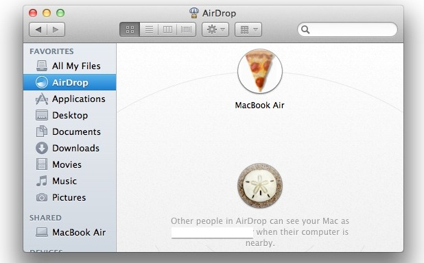 Enable AirDrop on Unsupported Macs Running OS X 10.7