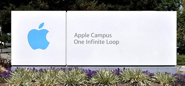 One Infinite Loop, the Apple Campus