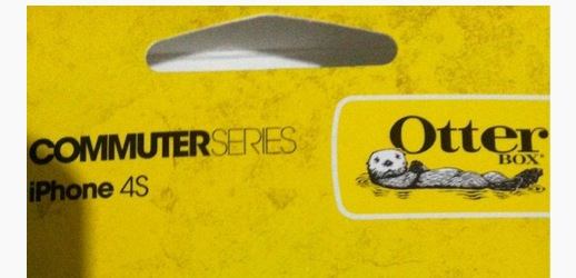 iPhone 4S Otterbox case