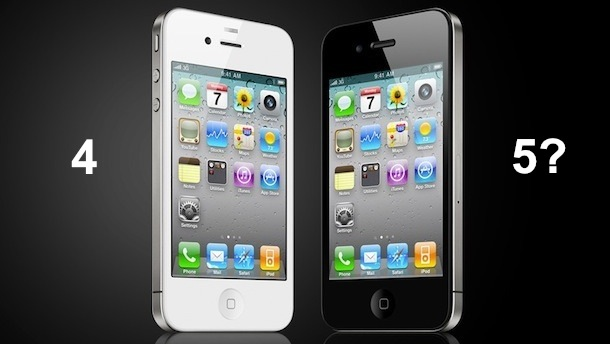 iPhone 5 said to look like iPhone 4