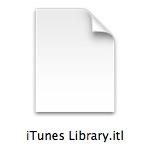 Fix iTunes Library.itl Error