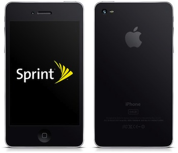Sprint iPhone 5