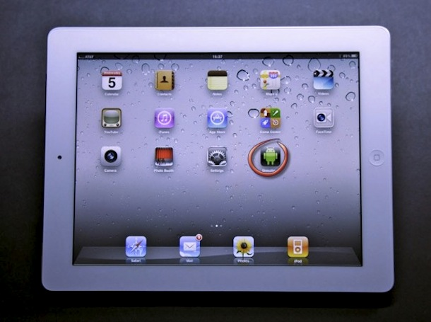 Running Android apps on an iPad