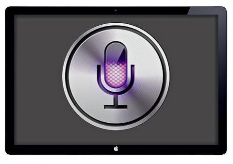 Apple iTV Siri